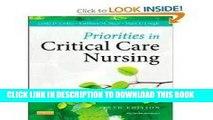 [FREE] EBOOK Priorities in Critical Care Nursing (Urden, Priorities in Critical Care Nursing) 6th