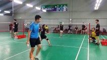 [Badminton Friendlies]  ZEAL SPORTS VS SJBC (SUBANG JAYA BADMINTON CLUB) Mixed Doubles