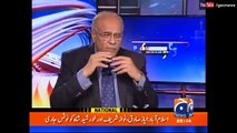 Yeh Bilkul Desperate Huay Huay Hain- Najam Sethi's comments on Imran Khan's statement against Nawaz Sharif