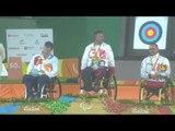 Men's Individual W1   Victory Ceremony    Rio 2016 Paralympics