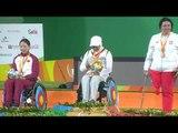 Women's Individual Recurve Victory Ceremony | Rio 2016 Paralympics