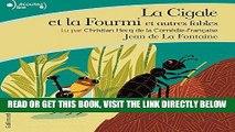 [EBOOK] DOWNLOAD La Cigale et la Fourmi et autres fables GET NOW
