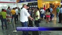 Anuncian millonaria inversion en terminales aereas