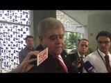 Deputado Federal Carlos Marun (PMDB-MS) em entrevista sobre a prisão de Eduardo Cunha