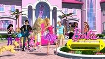 Français: Lavion de Barbie