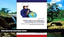 Must Have  Child Labour in Pakistan: Including the Excluded: Subsidized Education and Subsidy: