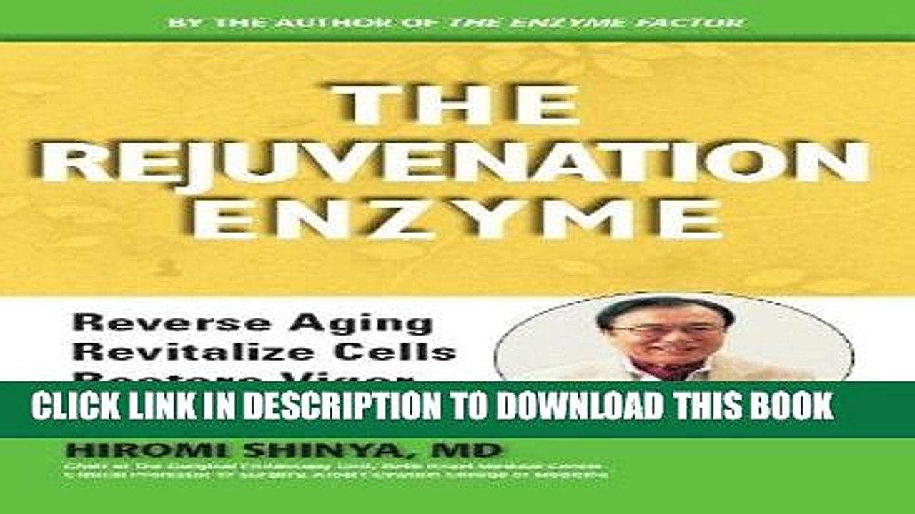 The molecule of rejuvenation