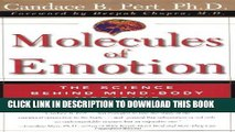 Ebook Molecules Of Emotion: The Science Behind Mind-Body Medicine Free Download