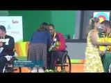 Men's Compound -Open, Victory ceremony | Rio 2016 Paralympics