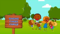 SINGING Nursery Rhymes for Children! - Singing & Dancing Finger Family Song - Lil Abby - YouTube_2