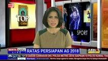 Jokowi Rapat Terbatas Transportasi dan Atlet Asian Games 2018