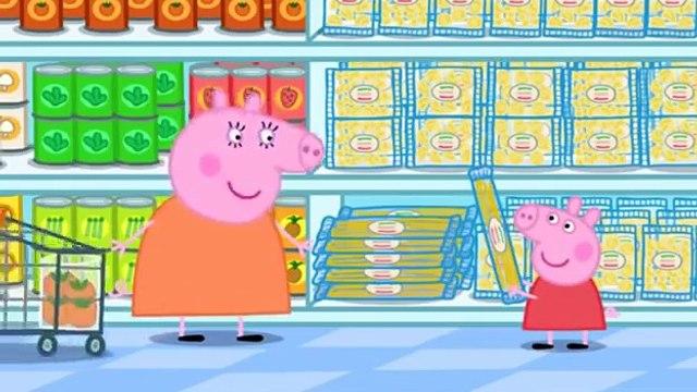 Peppa Pig English HD S1e41 Shopping
