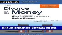 [Ebook] Divorce   Money: How to Make the Best Financial Decisions During Divorce (Divorce and