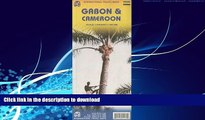 FAVORITE BOOK  Cameroon 1:1,500,000 and Gabon 1:950,000 Travel Map (International Travel Maps)