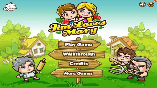 Jim Loves Mary Baby GamePlay | Jim Loves Mary Game For Kids