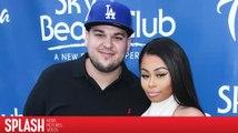 Rob Kardashian et Blac Chyna ont décidé de vivre chez Blac