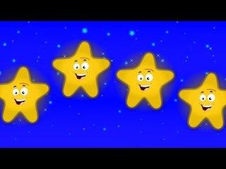 Twinkle Twinkle маленькая звезда   Дети песни на русском языке   детские песни рифмы