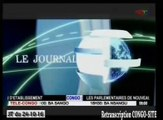 Journal de 20h TVCongo du lundi 24 octobre 2016 -By Congo-Site