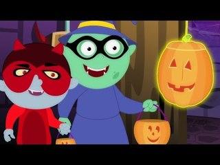 jaque o lanterna   Cartoon para miúdos   populares miúdos canção   Jack O'Lantern   Kids Video