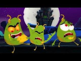Шалтай-Болтай сидел на стене   детский стишок   Halloween Song   Nursery Rhyme   Humpty Dumpty