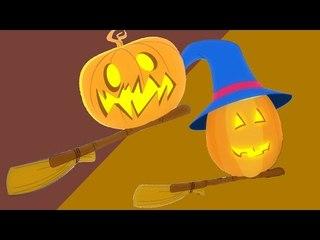 Светильник Джека     Хэллоуин песня    дети песня   Jack O Lantern   Scary Rhyme   Halloween Rhyme