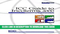 Read Now ICC Guide to Incoterms 2000 PDF Online