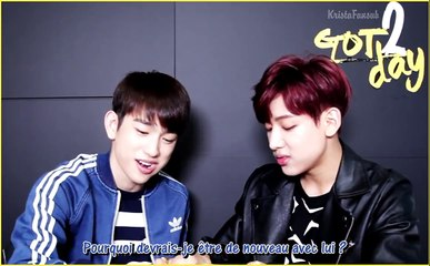 [KristaFansub][GOT2DAY] #04 Junior   BamBam