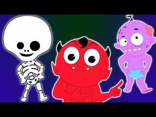 Hokey Поки | Мультфильм для детей | Учебное видео | Популярная детского стишка