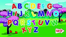 Learn the Alphabet , Animals and Fruits A-Z | Educational Abcs ( Song ) Games for Children - Kids