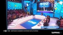 TPMP : Bertrand Chameroy de retour, il fait une déclaration à Cyril Hanouna (Vidéo)