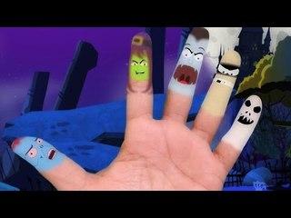 La famiglia Finger |Filastrocche per bambini |italiano
