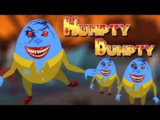 Humpty Dumpty rima   poesie Nursery per bambini