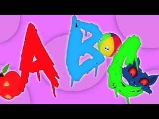 ABC canzone   canzone Abbicci per bambini   rima per i bambini