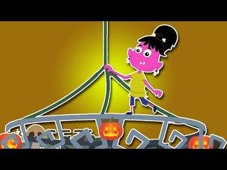 zombie famiglia dito   rima pauroso per i capretti   video popolare   Zombie Finger Family for kids