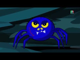 Incy Wincy ragno | Filastrocca | spaventoso Canzoni per bambini | bambini Video | Itsy Bitsy Spider
