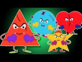 Shapes Lied für Kinder   Kinderreime für Kinder und Kleinkinder