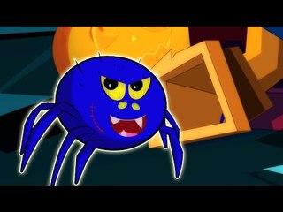 Incy Wincy แมงมุม   เด็กน่ากลัวคล้องจอง   เพลงลูกน้อย   Itsy Bitsy Spider   Baby Video   Scary Rhyme