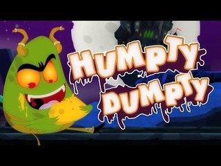 Humpty Dumpty saß auf einer Wand   Kinderreim   beängstigend Lied   Nursery Rhyme   Humpty Dumpty