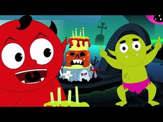 Если вы счастливы и знаешь это | If You Are Happy And You Know It | Kids Rhymes | Halloween song