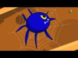 incy wincy nhện   vần điệu ươm phổ biến   video giáo dục   Itsy Bitsy Spider   Spider Song