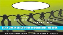[PDF] The Unheard Voices: Community Organizations and Service Learning Popular Online