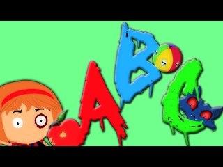 ABC chanson | alphabet chanson pour gamins
