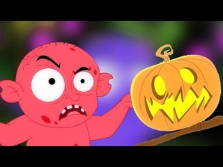 cric o lanterne | Halloween chanson | Scary Kids Song | Kids Halloween | Jack O'Lantern