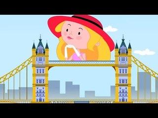 Puente de Londres se está cayendo | Rimas compilación para Niños y Bebés