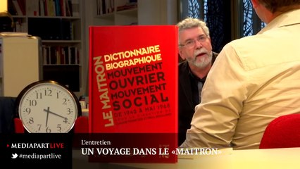 Le «Maitron», un voyage dans le mouvement ouvrier