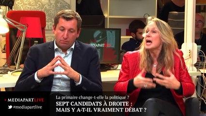 Sept candidats à droite: mais y a-t-il débat ?