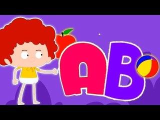 abc bài hát | hợp vần ươm phổ biến | video giáo dục | Abc Song For kids