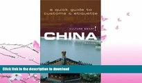 READ  Culture Smart! China: A Quick Guide to Customs   Etiquette (Culture Smart! The Essential