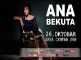Ana Bekuta - Reklama za solisticki koncert 2016