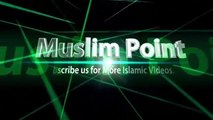 Allama Saqib Raza Mustafai 2016 - Why Muslims are Opperessed | Muslim Point
